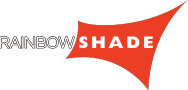 Rainbow Shade logo