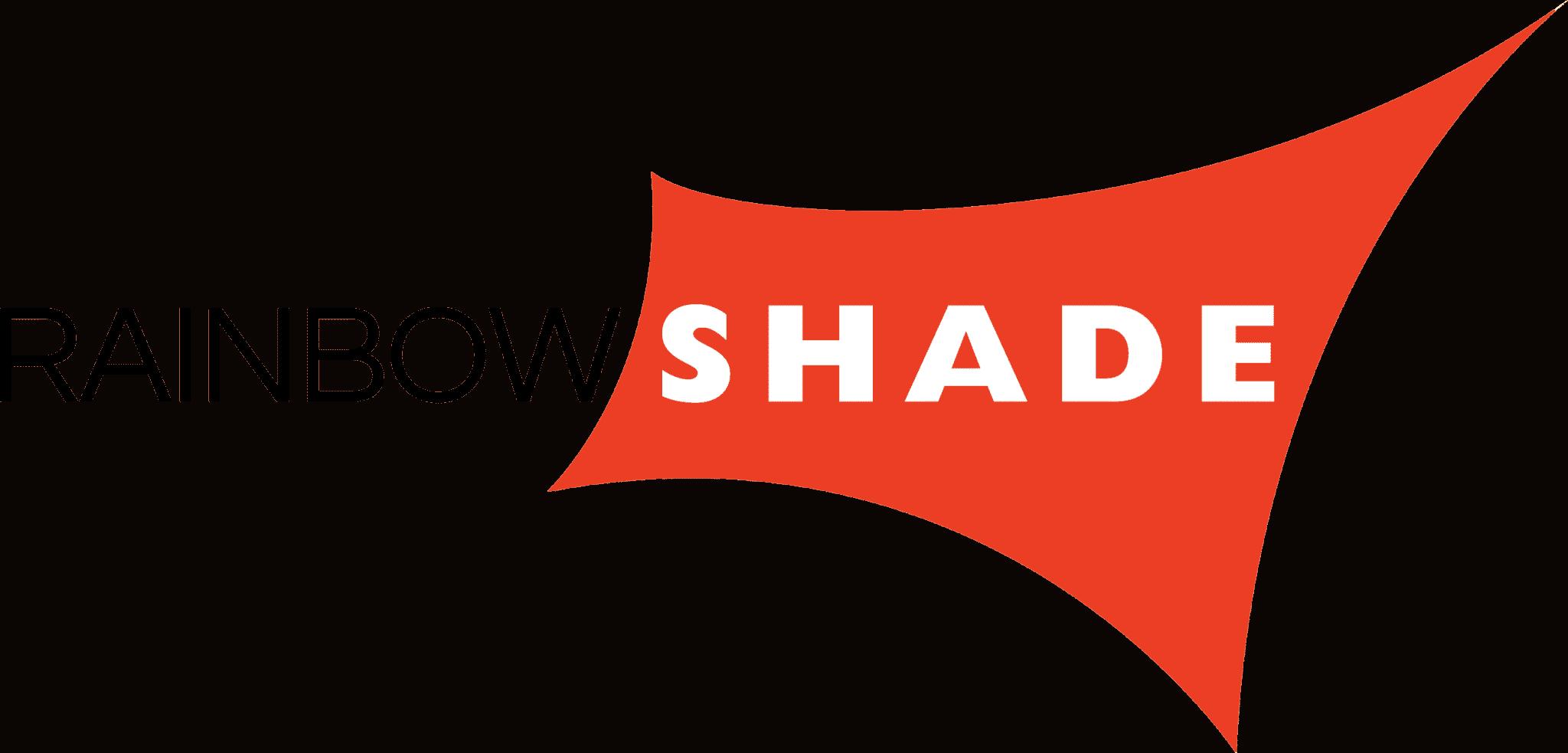 Rainbow Shade logo