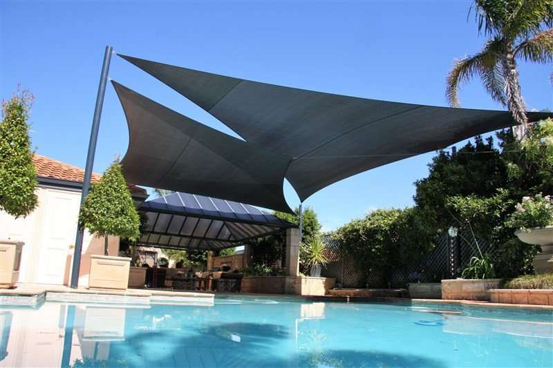 Charcoal-Z16-Residential-pool-shade-sails