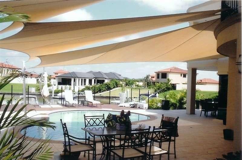 Desert-Sand-Z16-Residential-Pool-Shade-Sail