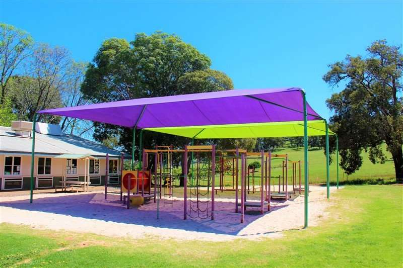 Purple-and-Lime-green-play-ground-shade