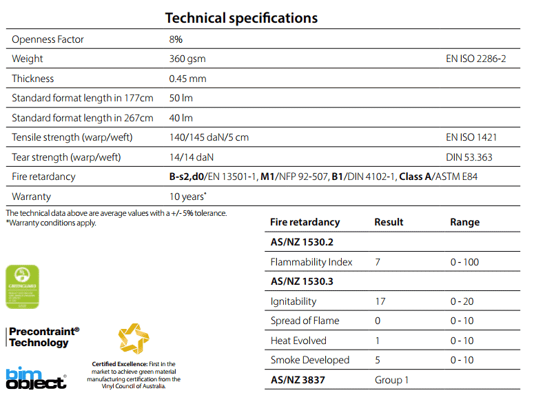 Soltis88 Technical Specifications